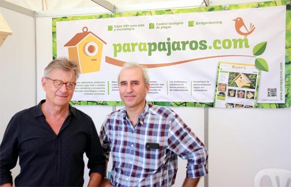 Charla con Juan Varela en Delta Birding Festival