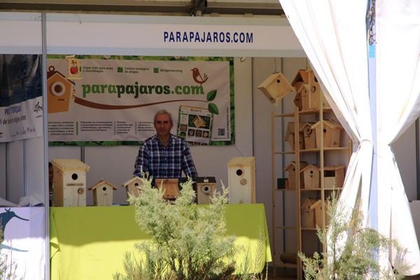 Stand Parapajaros.com
