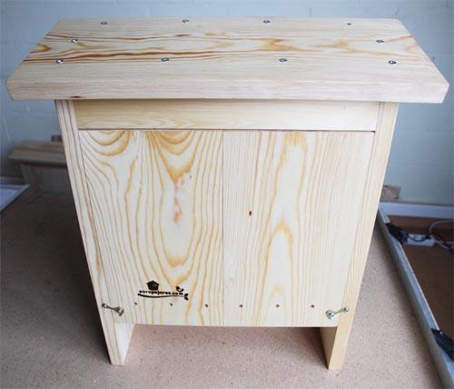 Caja nido para colonias de murciélagos CM11