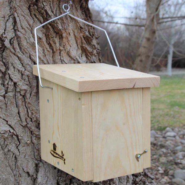 Caja nido para Lirón gris y Lirón careto