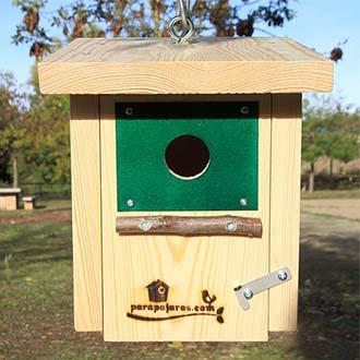 Caja nido CP18 forestal - 32