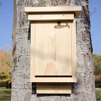 Caja nido murciélago CM12