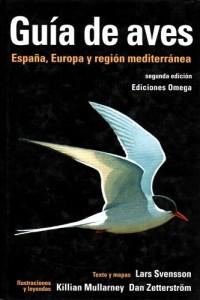 Guía de aves de España, Europa y región mediterránea.