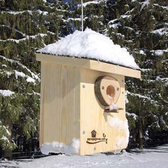 Caja nido Pirineos Cp10