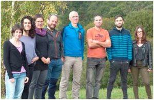 grupo de investigación Ecología del Comportamiento y Evolución en Murciélagos de la UPV/EHU