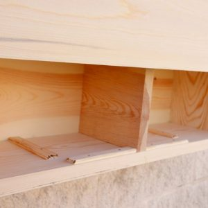 Caja nido para: Vencejo